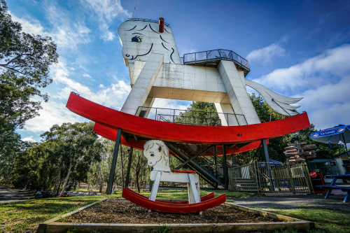 The Big Rocking Horse, Gumeracha