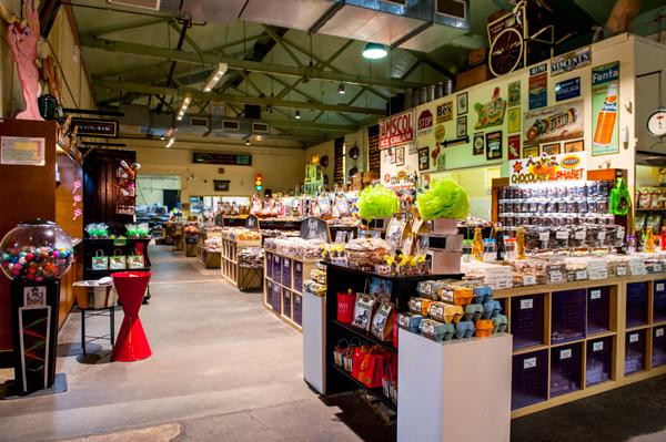 Melba's Chocolate Factory, Woodside, Adelaide Hills
