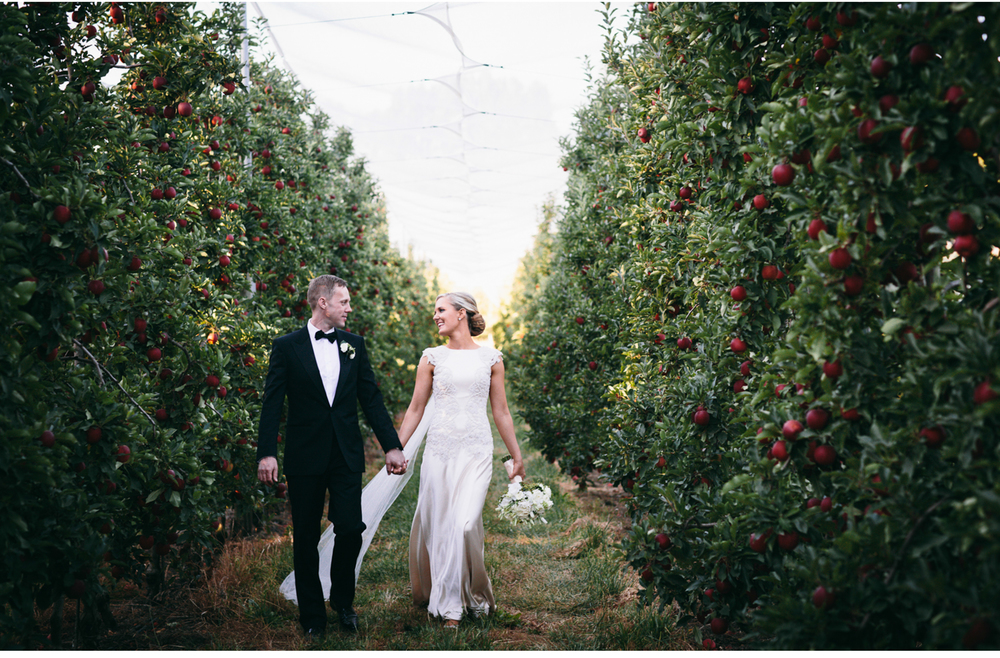 Adelaide Hills Wedding - Apple Orchard (by Sheridan Nilsson)