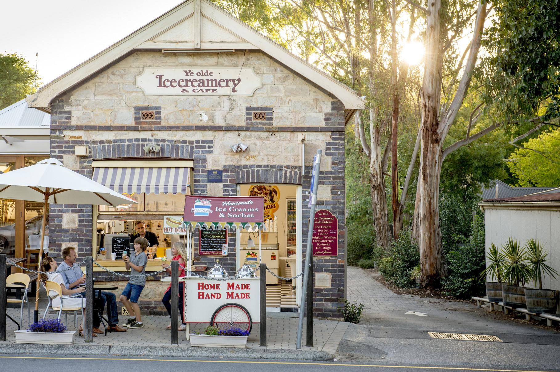 Hahndorf Main Street, Adelaide Hills
