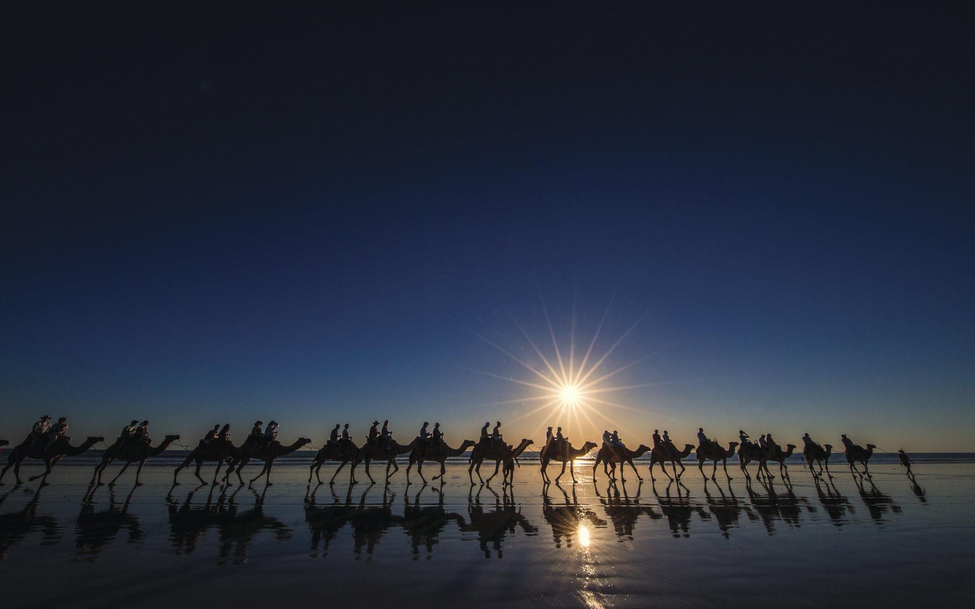 Cable Beach - Broome, Western Australia