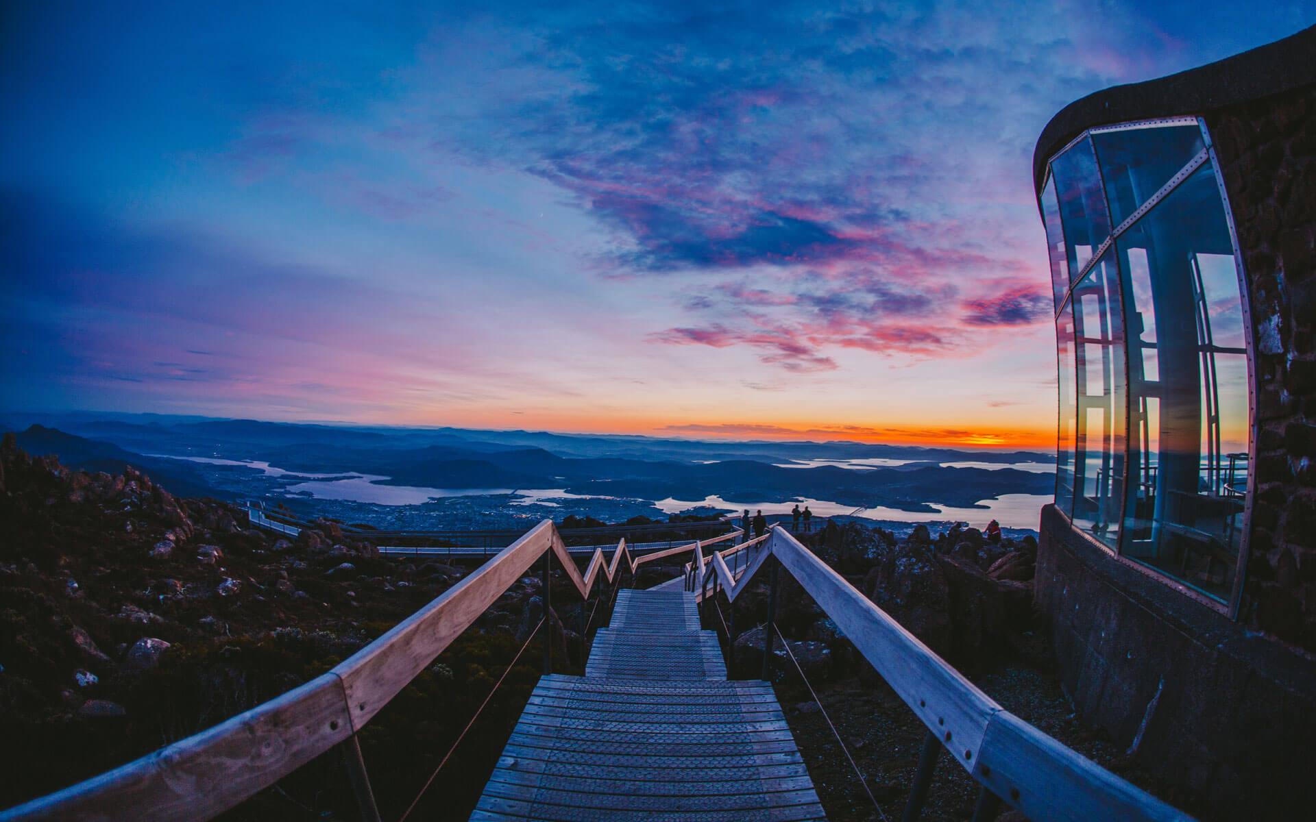 Mount Wellington - Hobart, Tasmania