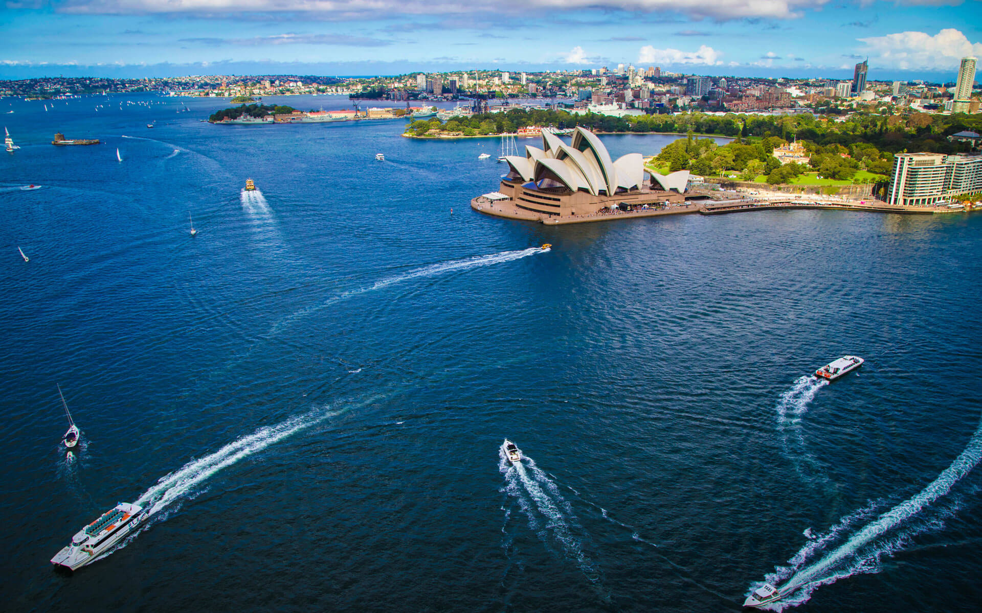 Sydney Harbour - Sydney, New South Wales