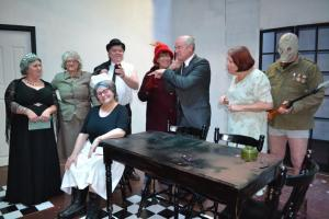 """Keeping Up Appearances"" at the Bridgetown Rep Theatre"