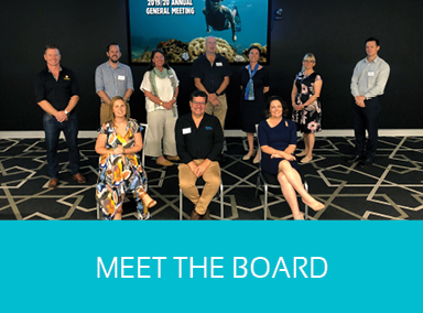 Meet the board of Bundaberg Tourism