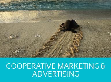 Cooperative marketing & advertising