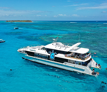 EXPERIENCE LADY MUSGRAVE ISLAND