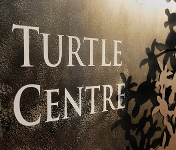 QLD NATIONAL PARKS MON REPOS TURTLE CENTRE