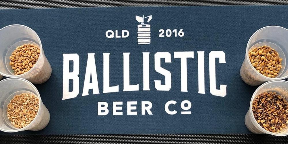 Ballistic Bargara Brewery Tours