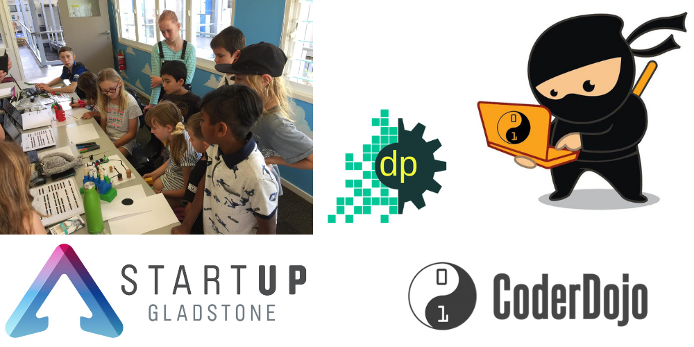CoderDojo - Make it - Build it - Play it - Kids of All Ages