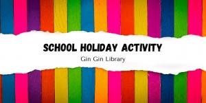 School Holiday Activity: Winter Snowflakes