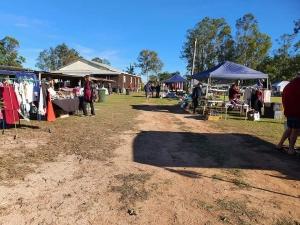 Bullyard Hall Monthly Markets