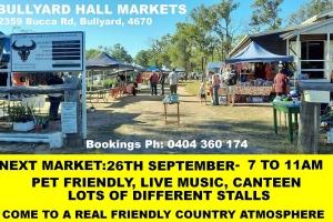 Bullyard Hall Markets