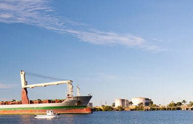 Gladstone Ports Corporation (Port of Bundaberg)