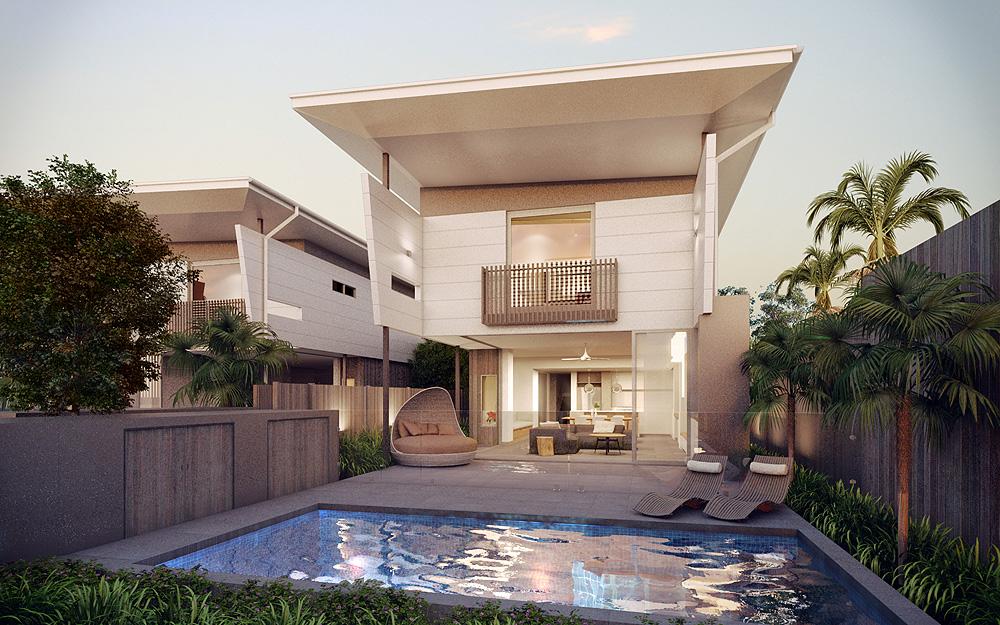 Kokos Beach Houses