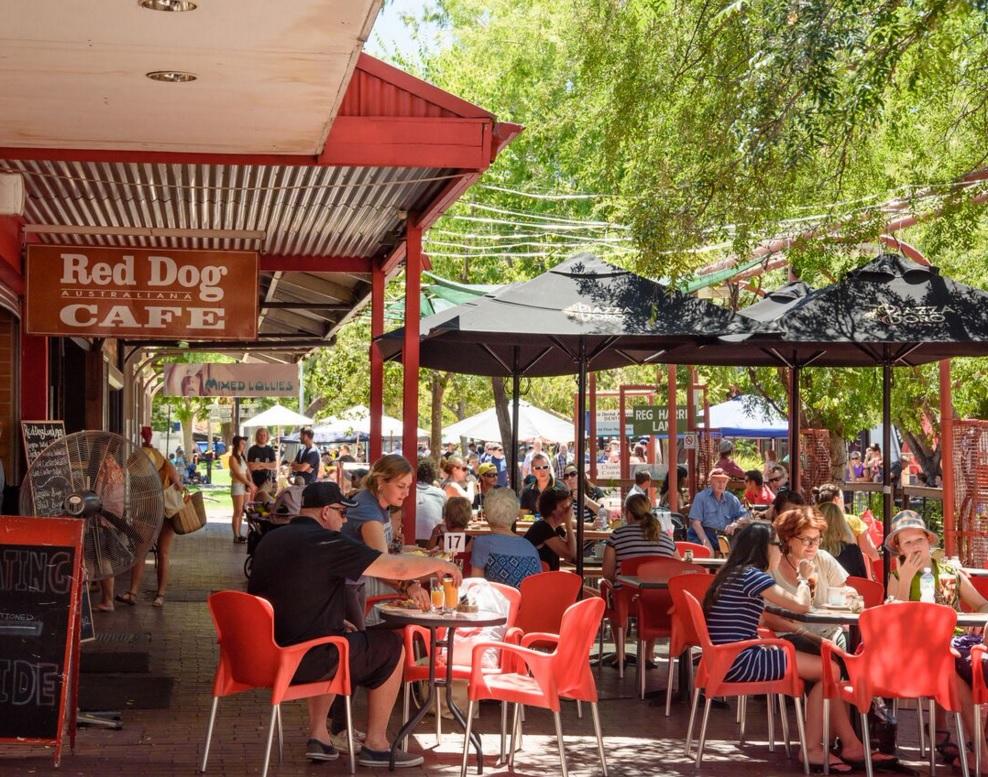 Tourism Central Australia Alice Springs