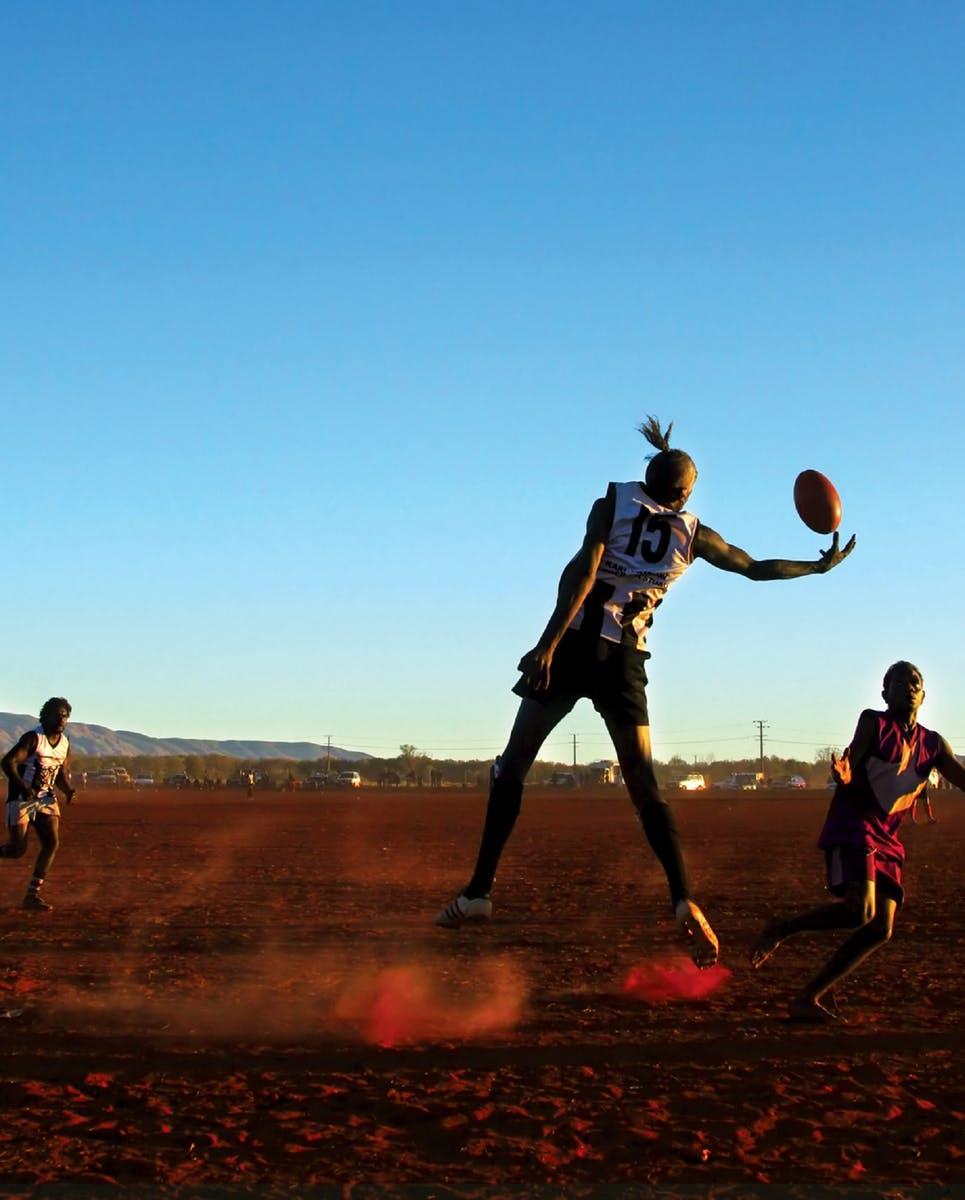 Parrtjima Film - Aboriginal Rules