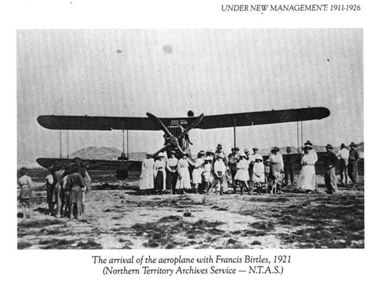 Centenary Flight Celebration - Central Australian Aviation Museum