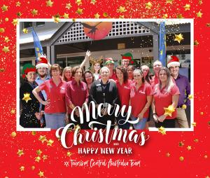 Yulara Christmas at Sunset|Hosted by Chamber of Commerce and Toursim Central Auatralia