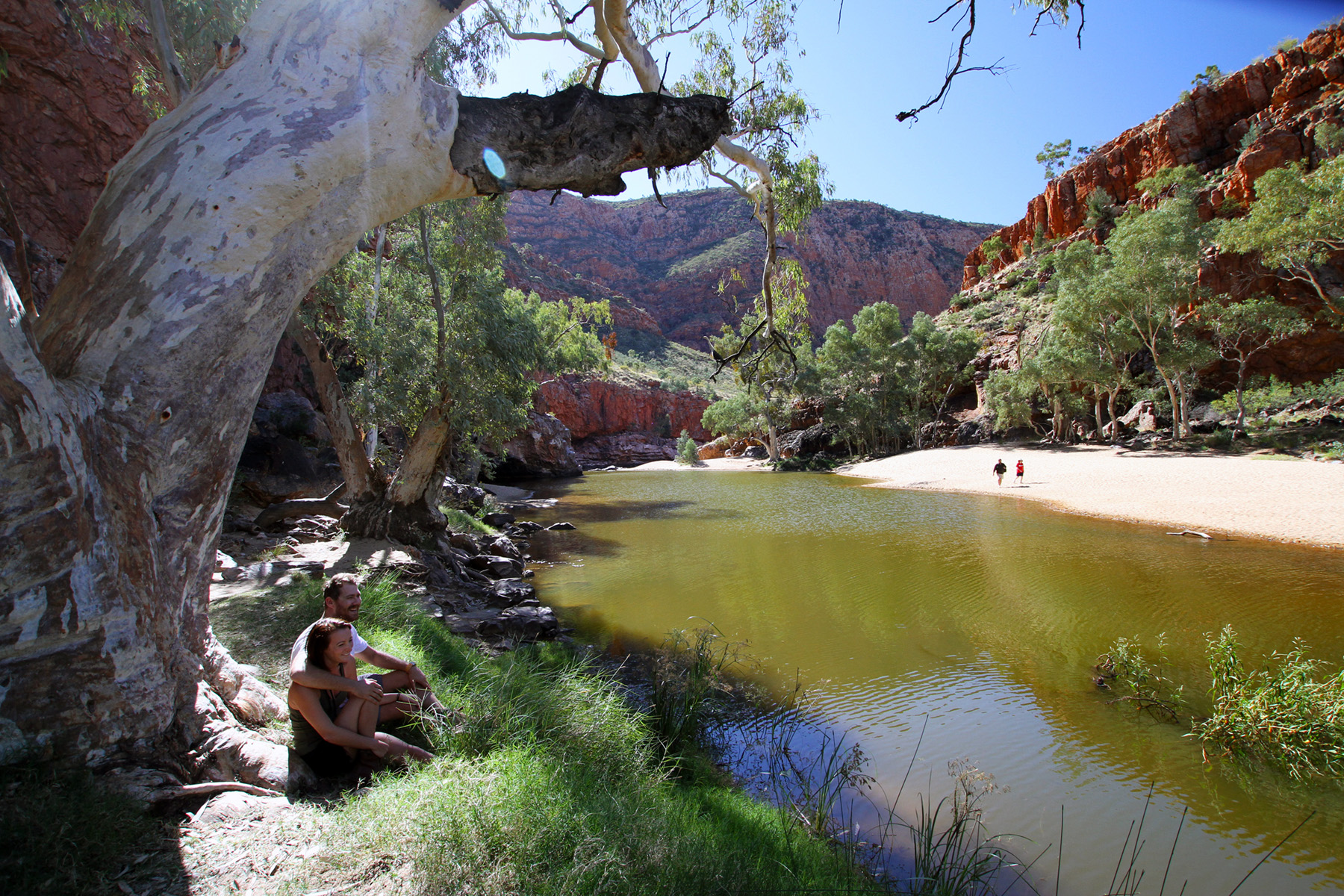 Swimming & Waterholes