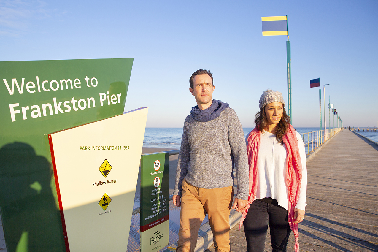 Welcome back to Frankston City there's so much to enjoy!