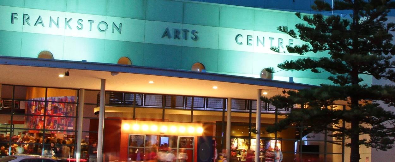 Frankston Arts Centre frontside