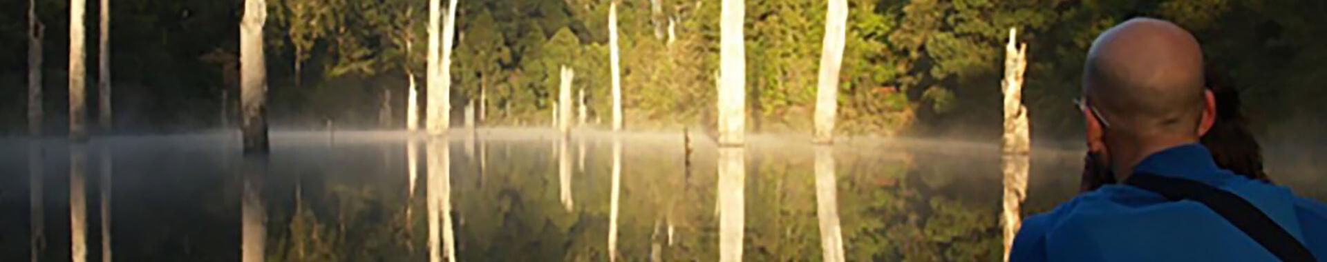 lake-elizabeth-platpyus-great-ocean-road-around-about-unique