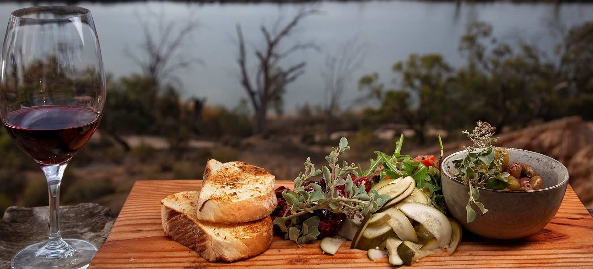 Homepage - Pike River Platter
