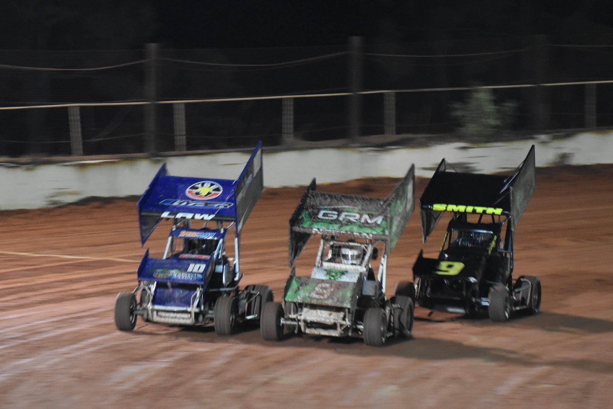 Nhulunbuy Speedway