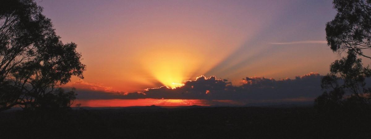 Heathcote Sunrise