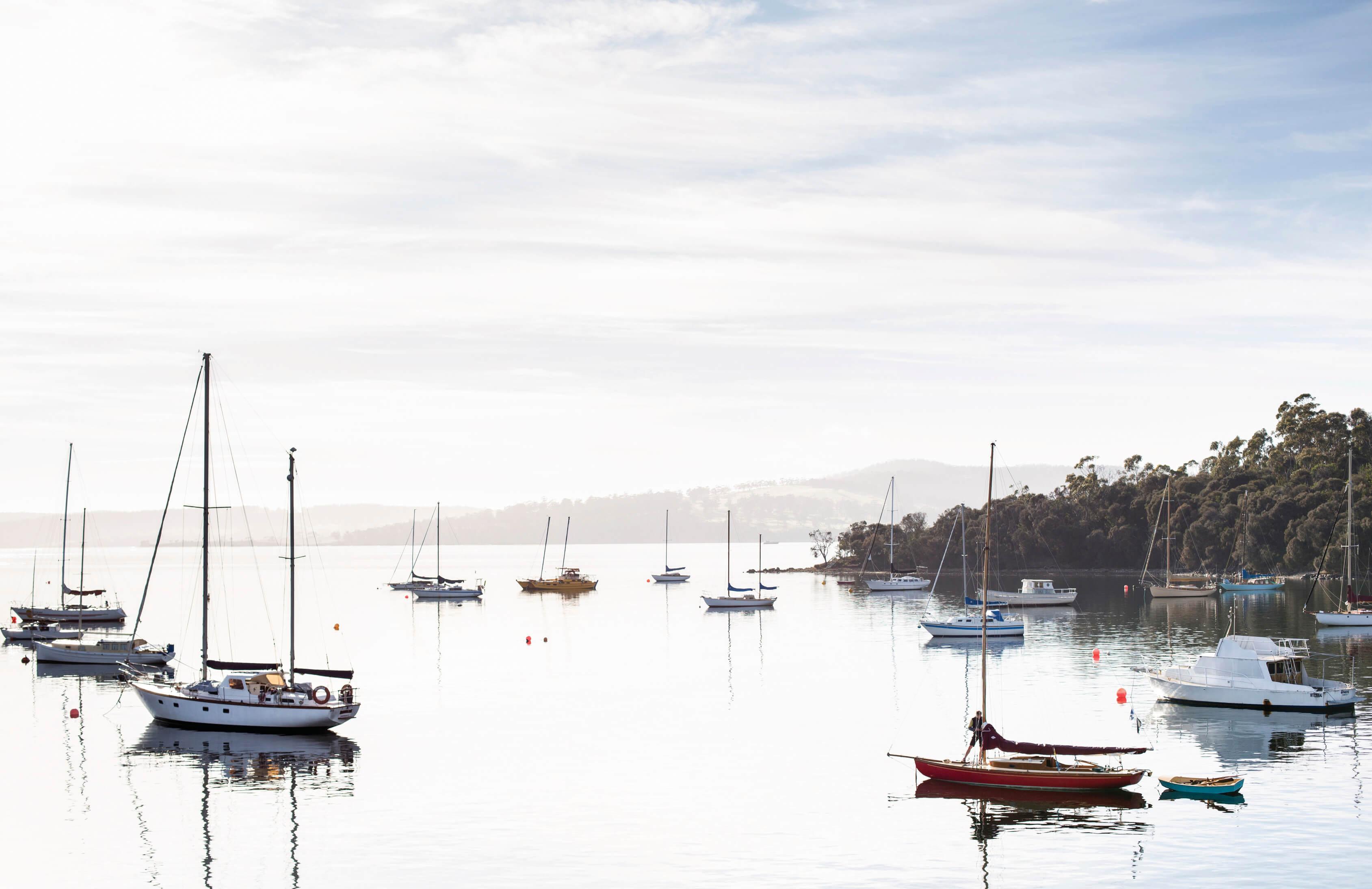South-Tasmania Southern-Trove Bruny-Island Kettering 129168-2