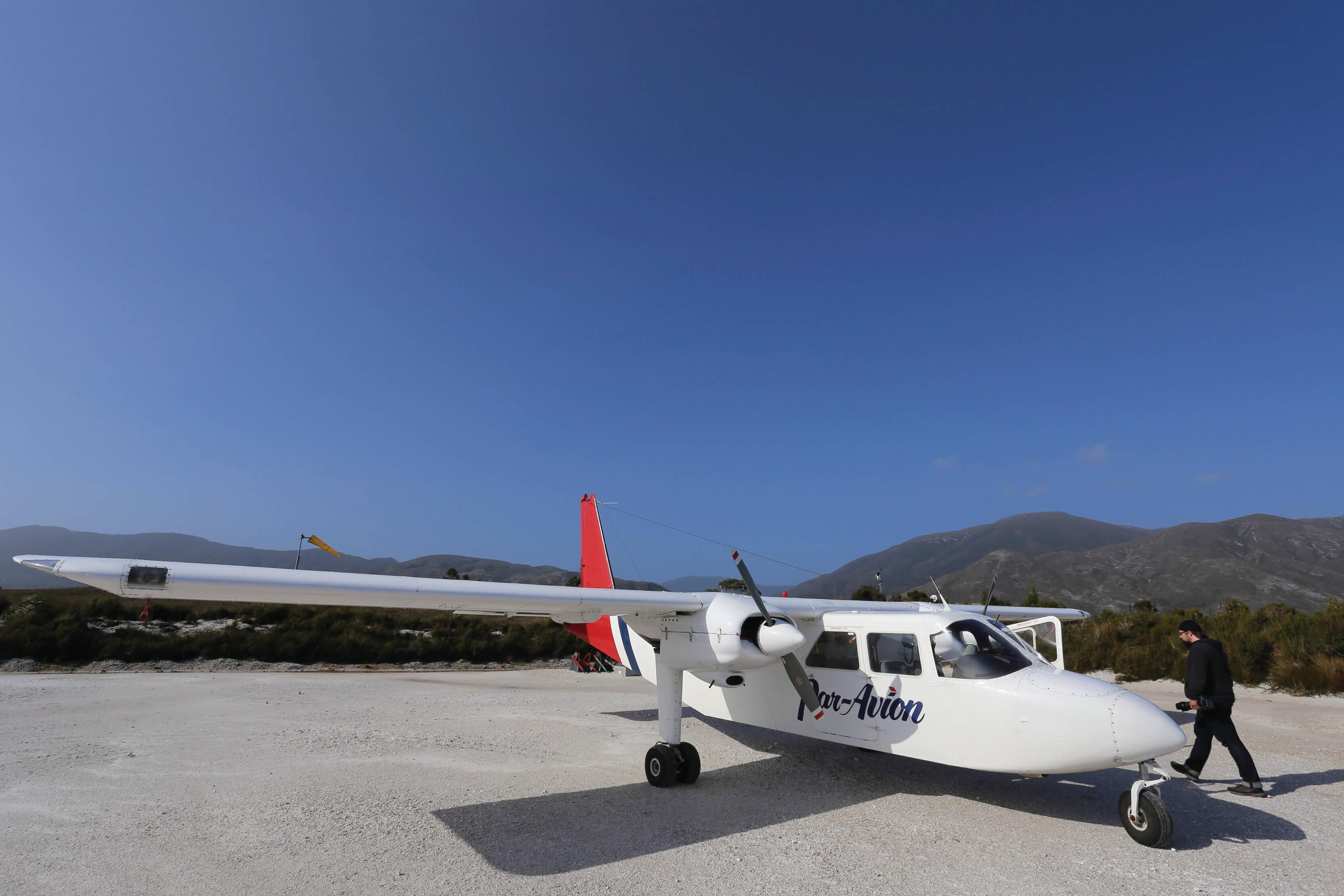 South-Tasmania Southwest-National-Park Melaleuca-airstrip---Par-Avion-Wilderness-Tours-South-West-Half-Day-Tour 124285-2