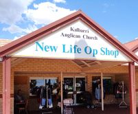 St Marks Anglican Church - New Life Op Shop
