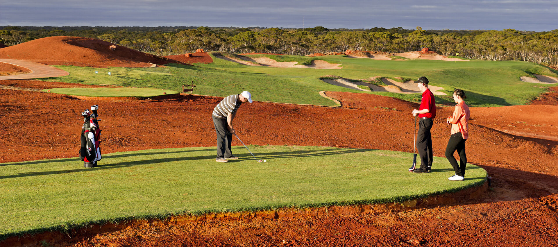 Kalgoorlie Golf Course – Photo by City of Kalgoorlie-Boulder