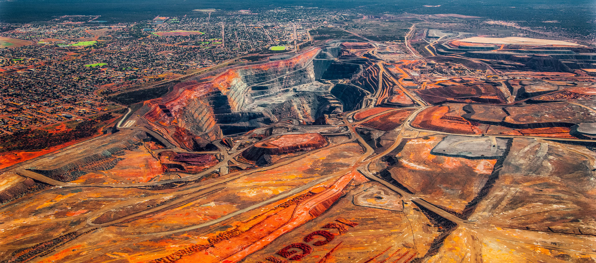 Super Pit Lookout – Photo by Dan Roissetter