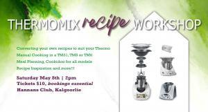 Thermomix Recipe Workshop