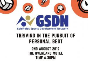 GSDN - Thriving in the Pursuit of Personal Best
