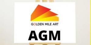 Golden Mile Art AGM
