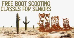 Senior Boot Scooting Classes