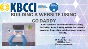 Building a website using Go Daddy