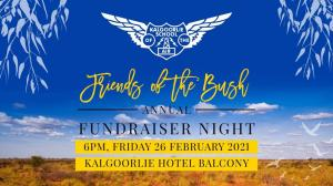 Friends of the Bush Fundraiser Night 2021