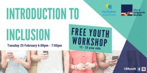 Introduction to Inclusion Workshop