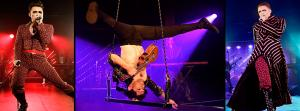 Rebel -  Live Circus Rock David Bowie Tribute Show