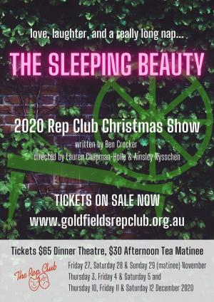 The Sleeping Beauty - 2020 Rep Club Christmas Show