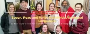 Speak, Read and Write Goldfields Aboriginal Languages