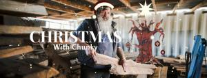 Christmas with Chunky - Bogan Style