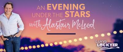 """An evening under the Stars"" with Alastair McLeod"