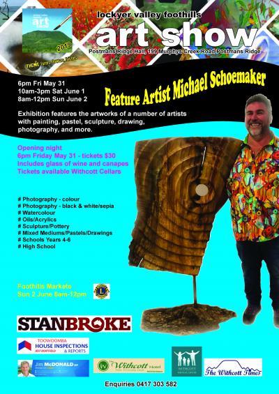 Lockyer Valley Foothills Art Show
