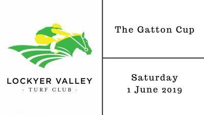The Gatton Cup - Lockyer Race Meet