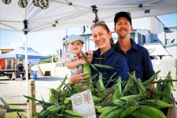 Greater Whitsunday Farmers' Markets